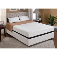 EMERALD GEL MEMORY FOAM 10""