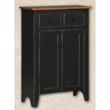 See Details - 2 Door, 2 Drawer Linen Closet