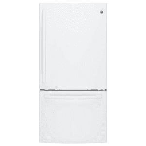 GE ENERGY STAR 24.9 Cu. Ft. Bottom-Freezer Drawer Refrigerator