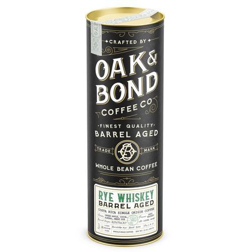 Oak Coffee - Rye Whiskey Barrell Aged