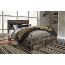 Derekson Queen Storage Bedframe