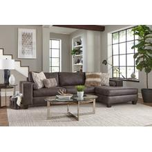 BEHOLD 1700-07-1901-01 - 1700-06-1901-01 2-Piece Huntington Chaise Sectional Sofa