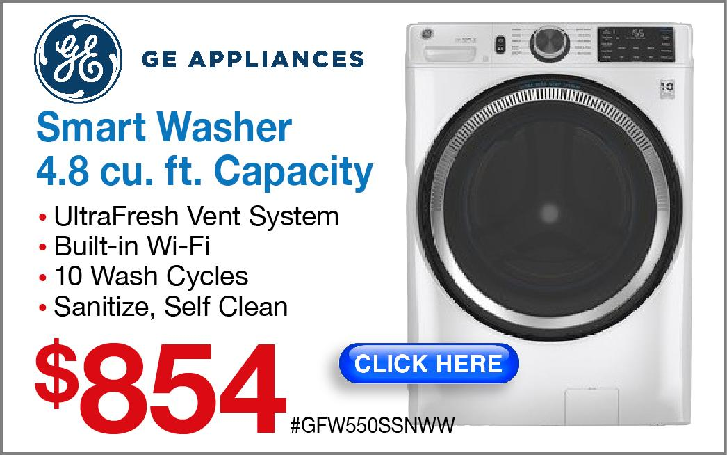 GE Top Load Washer