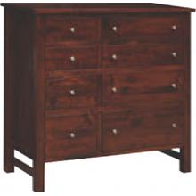 Cabin Creek Collection- Tall Dresser