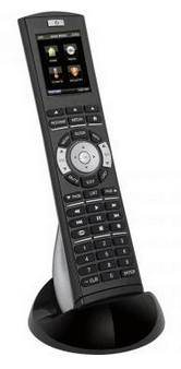 """IP Handheld remote control - 2.4"""" LCD and 2-Way Communications"""