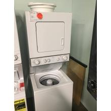 SCRATCH & DENT Whirlpool Unitized Laundry (Gas)
