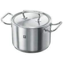 See Details - Zwilling J.A Henckels Stainless Steel Twin Classic Stock Pot, 3.7-Quart