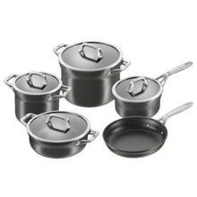 See Details - Zwilling J.A Henckels Motion Aluminum Non-Stick Cookware Set, 9-Piece