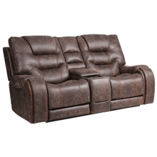 CANYON WALNUT POWER RECLINING LOVESEAT (WARE-264-2,40047)