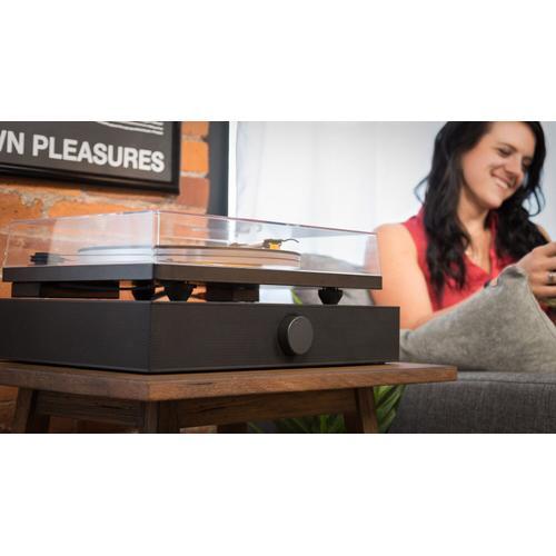 Andover Audio - Spinbase Turntable Speaker System Black