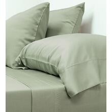 CLASSIC BAMBOO BED SHEET SET - SAGE