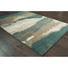 """See Details - 5'3"""" X 7'6""""  MONTAGE AREA RUG     (1801B,91643)"""