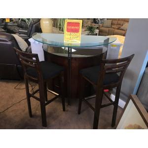 Bar & Stool Set