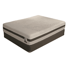 Therapedic EcoGEL2 Countryside Cooling Gel Memory Foam Mattress