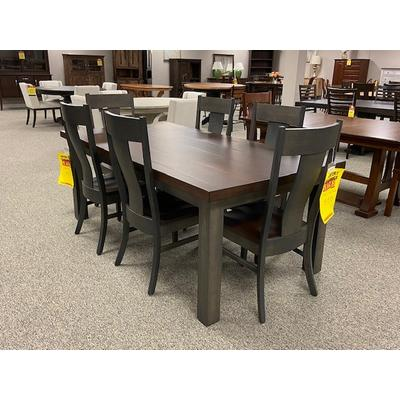 Product Image - 42x78 Solid Top Table Set