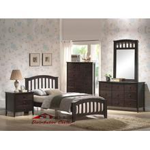 Acme 04985 San Marino Walnut bedroom set Houston Texas USA Aztec Furniture