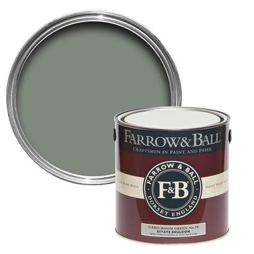 Farrow & Ball - Card Room Green No.79