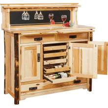 See Details - Buffet with Bottle Pull-outs