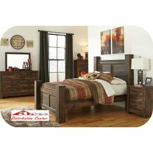 Ashley B246 Quinden Bedroom set Houston Texas USA Aztec Furniture