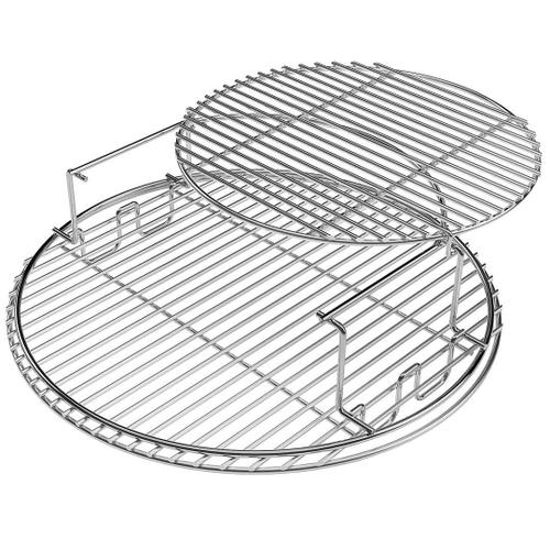 Eggspander Frame- 2 Piece Multi Level Rack - SS