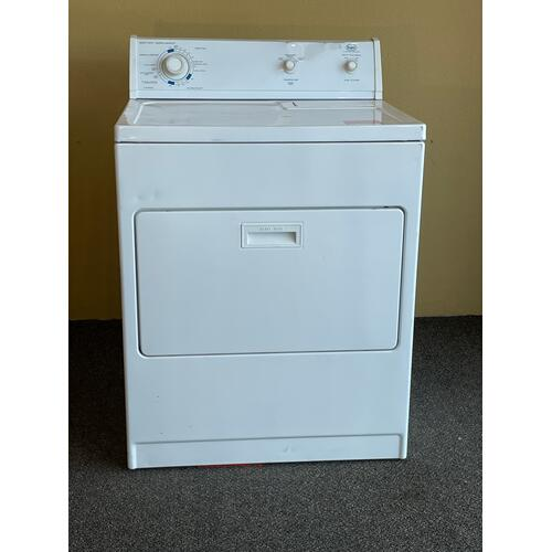 Treviño Appliance - ROPER ELECTRIC DRYER