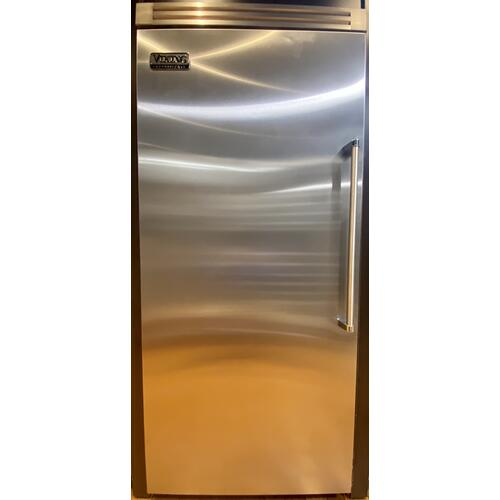 """Viking VCFB536LSS     Stainless Steel 36"""" Quiet Cool™ All Freezer - VCFB (Left Hinge Door)"""