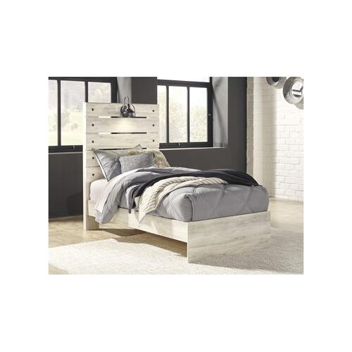 ASHLEY B192-53-52-83 Cambeck - Whitewash Twin Panel Bed