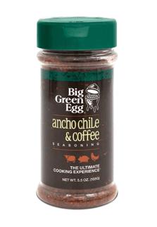 Big Green EggBig Green Egg Seasoning, Ancho Chili & Coffee