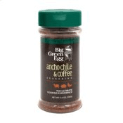 Big Green Egg Seasoning, Ancho Chili & Coffee