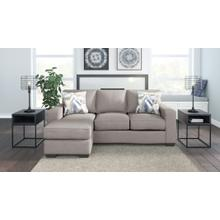 Greaves Sofa Chaise Stone