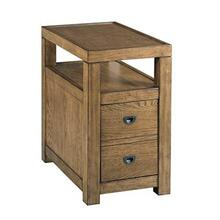 Juno Chair-side End Table H679916 - Rustic