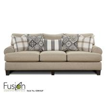 WW4200  Sofa, Loveseat, Chair & Ottoman - Whitaker Wheat