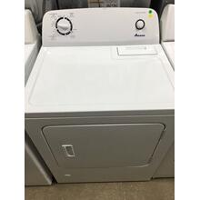 Used 6.5 cu. ft. Top Load Gas Dryer with Automatic Dryness Control - white