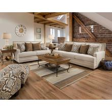 Sofa and Love seat in a beautiful revolution fabric