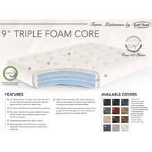 "View Product - 9"" Triple Form Core Futon Mattress"