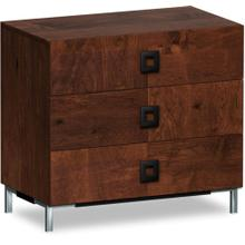 American Modern Bedside Chest