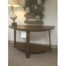 See Details - Half Moon Console