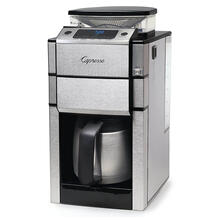 See Details - Capresso TEAM PRO Plus Stainless Steel  Coffee Maker with Thermal Carafe
