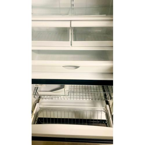 USED- 20 cu. ft. Cabinet-Depth French Door Refrigerator  Refrigeration  FD3SS36-U SERIAL #24