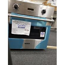 "Viking Professional 5 Series 30"" Single Wall Oven VSOE130SS (FLOOR MODEL)"