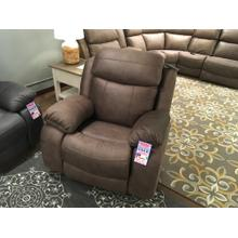 853 Power Recliner with adjustable headrest & lumbar