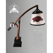 Arkansas Razorback Desk Lamp Product Image