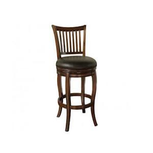 "American Heritage Billiards Maxwell 30"" Barstool Finished in Suede"
