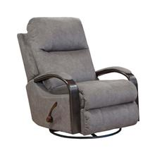 Niles Swivel Glider Recliner - Graphite
