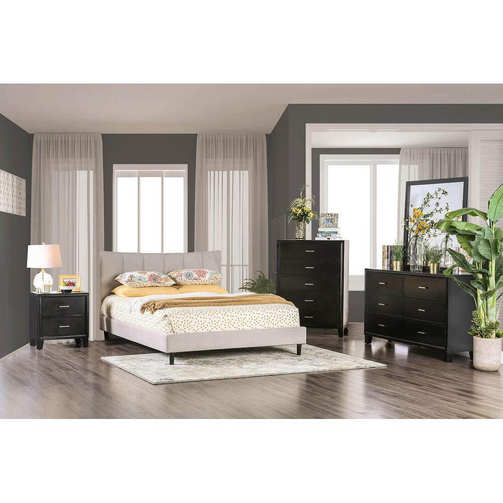 Ennis 4Pc Full Bed Set