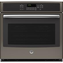 See Details - CLOSEOUT SPECIAL! Out of box special! GE 30 Inch Electric Single Wall Oven; 90-day Wilson's warranty; Model JT5000EJES, SN:LG609982Q