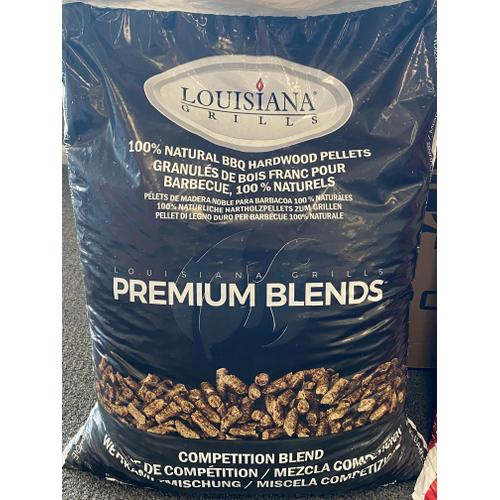 Louisiana Grills - 40lb Competition Blend