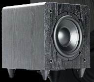 Save $50 This Month on Dual Driver Powered Subwoofer - SDS-8