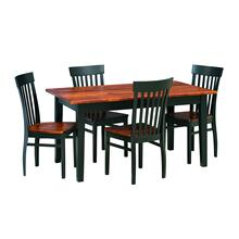 See Details - Farm Table Dining Set