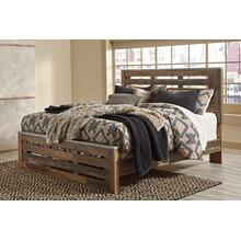 View Product - Chadbrook - Brown 3 Piece Bed Set (Queen)